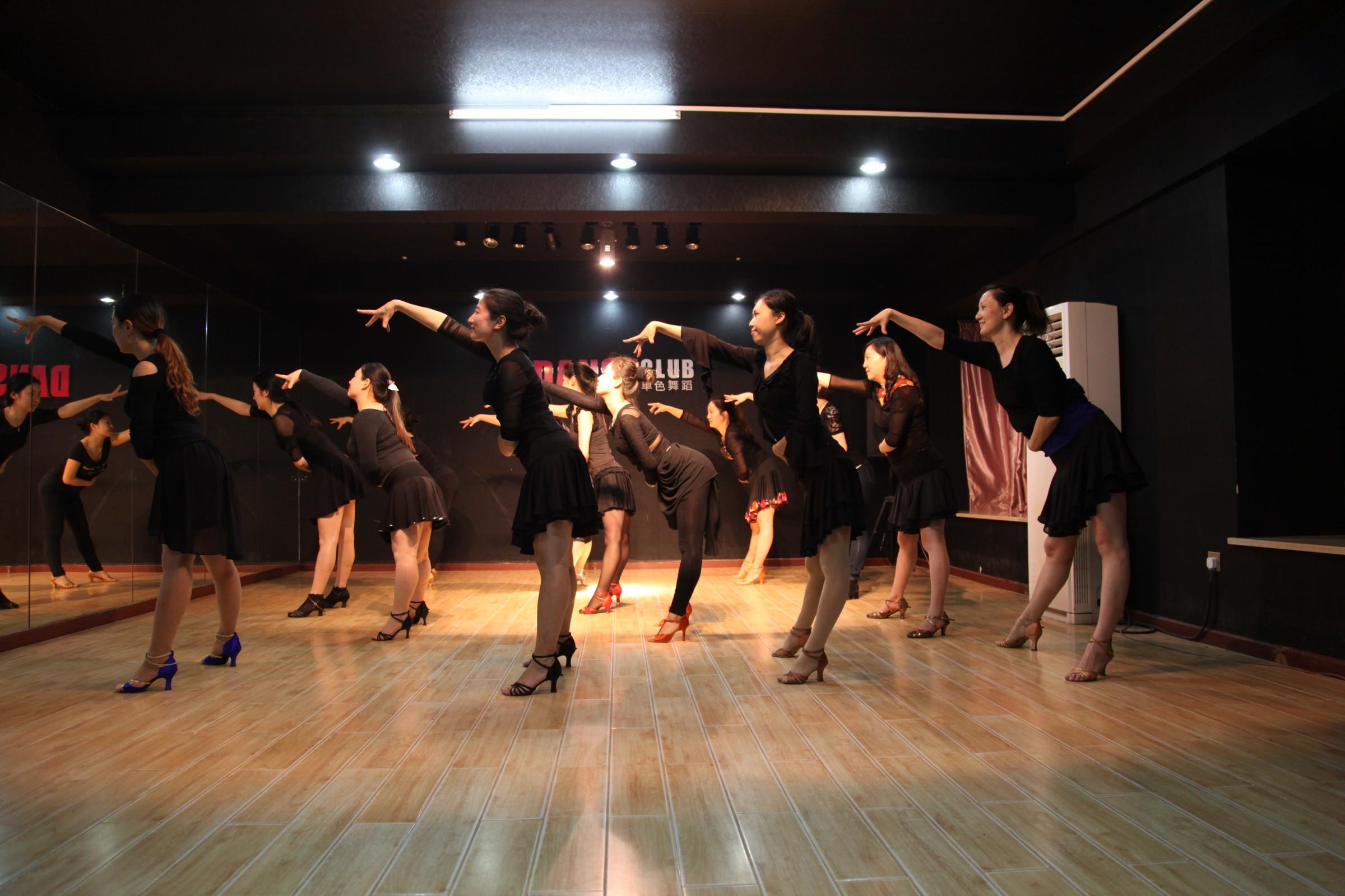 基本动作的技术训练是学生能有效合理地完成舞蹈动作