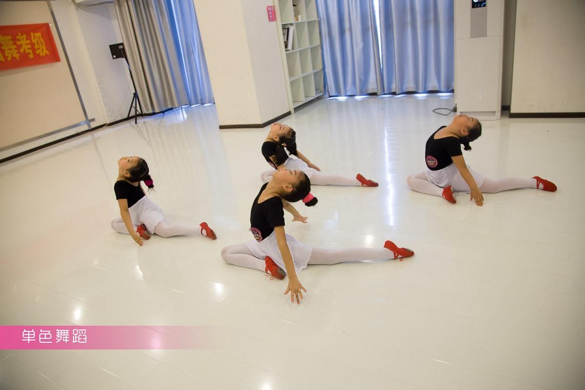 少儿学习舞蹈的好处 武汉舞蹈培训